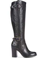 Frye Women'S Parker D Ring Tall High Heel Dress Boot - Lyst