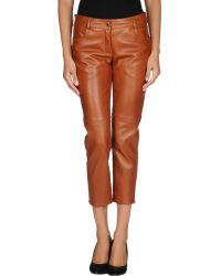 Michael Kors 3/4-Length Trousers - Lyst