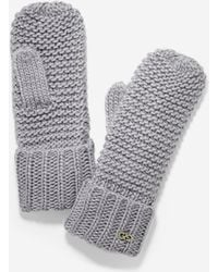 Cole Haan - Extra Chunky Mittens - Lyst
