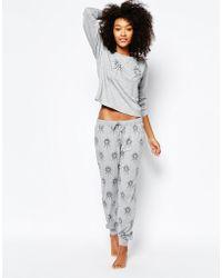 Chelsea Peers - Sun Pyjama Set - Lyst