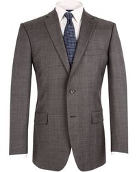 Pierre Cardin Check Notch Lapel Jacket - Lyst