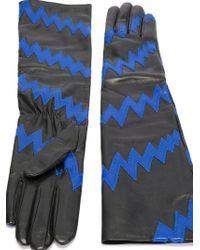 Christopher Kane | Long Lightning Gloves | Lyst