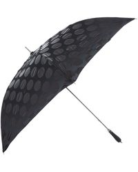 Lulu Guinness | Jumbo Dot Ascot Umbrella | Lyst