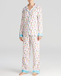 Munki Munki - When Pigs Fly Flannel Pyjama Set - Lyst