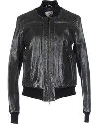 Gold Case Jacket black - Lyst