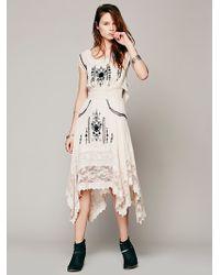 Free People Fp New Romantics Delphine Dress - Lyst