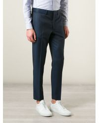 McQ by Alexander McQueen Tailored Trousers - Lyst