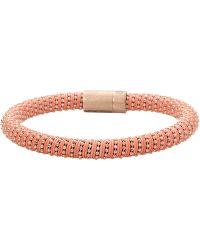 Carolina Bucci - Coral Twister Band Bracelet - Lyst