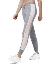 Topshop | Colorblock Jogger Pants | Lyst