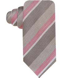 Vince Camuto Country Stripe Slim Tie - Lyst