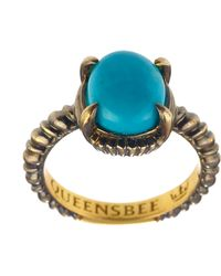 Queensbee - Katy Ring - Lyst