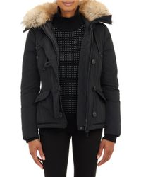 Moncler Pleated Down Ayrolle Jacket - Lyst