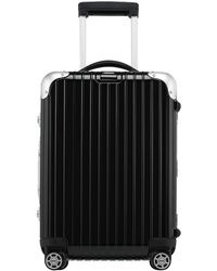 Rimowa - Mini Black Limbo Cabin Suitcase - Lyst