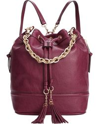 Dolce Vita - Convertible Hobo Backpack - Lyst