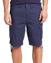 Madison Supply Cotton Cargo Shorts - Lyst