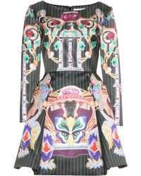 Mary Katrantzou Copelia Printed Dress - Lyst