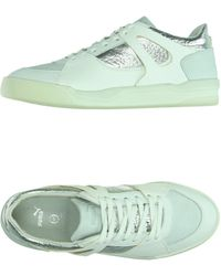 Alexander McQueen x Puma | Move Leather Low-Top Sneakers | Lyst