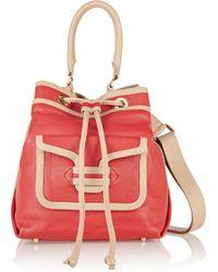 Pierre Hardy Leather Shoulder Bag - Lyst