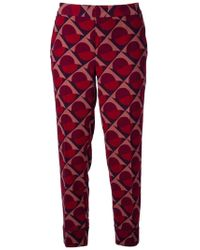 Marc By Marc Jacobs Trousers - Lyst