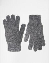 Glen Lossie - Cashmere Touch Gloves - Lyst