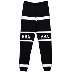 Hood By Air | Pantalone Terry Knee | Lyst