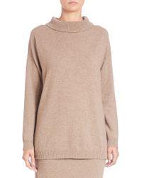 Eileen Fisher | Cashmere Turtleneck Sweater | Lyst