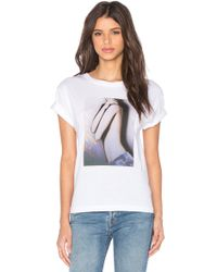 Regalect - Girl's Graphic Tee - Lyst