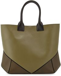 Givenchy Tricolor Napa Stitched Easy Tote Bag - Lyst