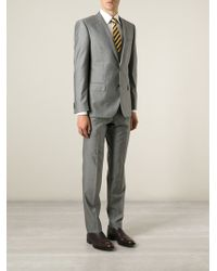 Boss by Hugo Boss 'Huge3/Genius2 We' Suit gray - Lyst