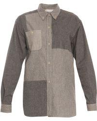 Etoile Isabel Marant Paden Cotton Patch Shirt - Lyst