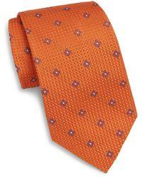 XMI Platinum - Silk Neat Tie - Lyst