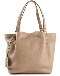 Tod's Large 'Flower' Tote - Lyst
