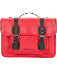 Ted Baker Satchel Bag Red - Lyst