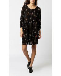 Azalea | Emani Printed Swing Dress | Lyst