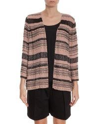 Day Birger Et Mikkelsen Day Banding Multi Stripe Jkt - Lyst