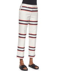 Sass & Bide The Outsider Striped Pants - Lyst