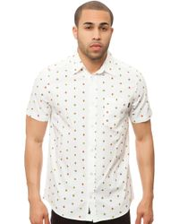 Wesc The Brien Ss Buttondown Shirt - Lyst