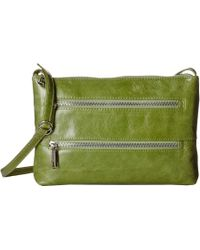 Hobo Mara green - Lyst