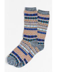 O'Hanlon Mills | Bright Nordic Boot Sock | Lyst