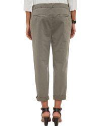 J Brand Parker Trousers - Lyst