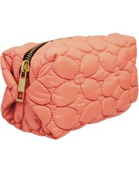 Asos Quilted Make Up Bag - Lyst