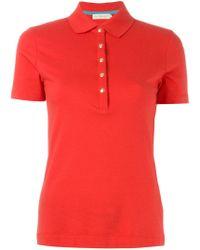 Tory Burch | Classic Polo Shirt | Lyst