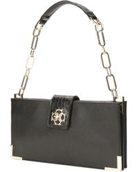 Ann Taylor Delancy Chain Link Bag - Lyst
