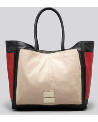 See By Chloé Tote  Nellie Large Colorblock - Lyst