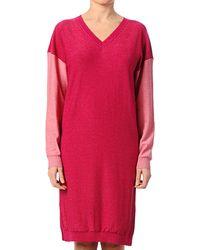 Sonia By Sonia Rykiel Knitwear Dress  - Lyst