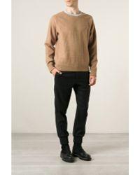 Acne Studios College Reverse Sweater - Lyst