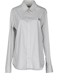 Jean Paul Gaultier Long Sleeve Shirt - Lyst