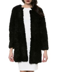 Moon Collection The Fuzzy Sweater - Lyst