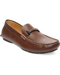 Steve Madden Madden Trulow Loafers brown - Lyst