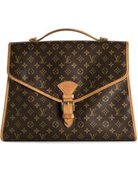 Louis Vuitton 'Beverly Gm' Briefcase - Lyst